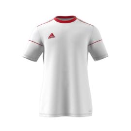 Adidas Squadra 17 gyerek mez - fehér-piros