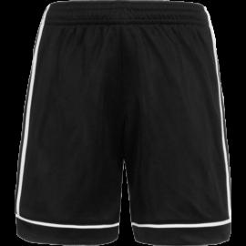 Adidas Squadra 17 rövidnadrág - fekete-fehér