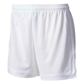 Adidas Squadra rövidnadrág fehér NŐI