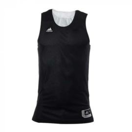 Adidas Crazy Expl. kifordítható férfi kosaras mez - fekete-fehér