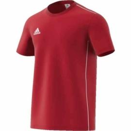 Adidas Core 18 Férfi póló - piros