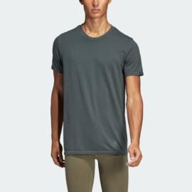 ADIDAS 25/7 TEE M zöld póló férfi