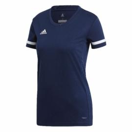 DY8835 Adidas Team 19 sötétkék mez női