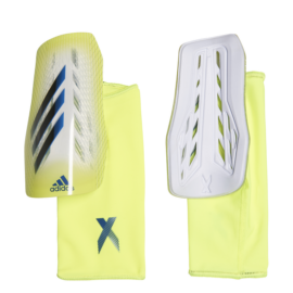 GK3525 Adidas X SG LGE sípcsontvédő citrom