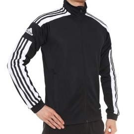 GK9546 Adidas Squadra 21 melegítő felső fekete felnőtt