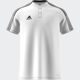 GM7363 Adidas Tiro 21 pamut póló fehér