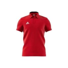 Adidas Condivo 18 galléros polo piros felnőtt