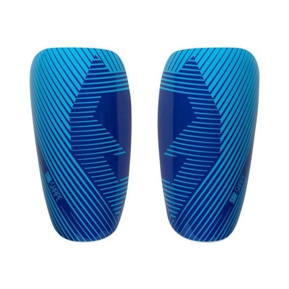 Sak Shape sípcsontvédő kék