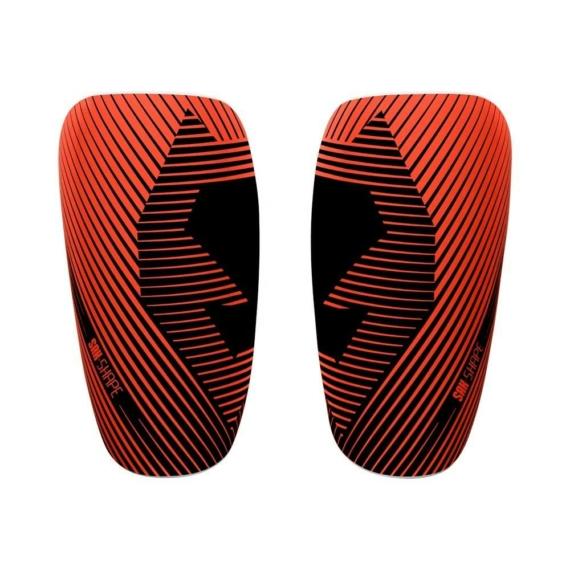 Sak Shape sípcsontvédő piros