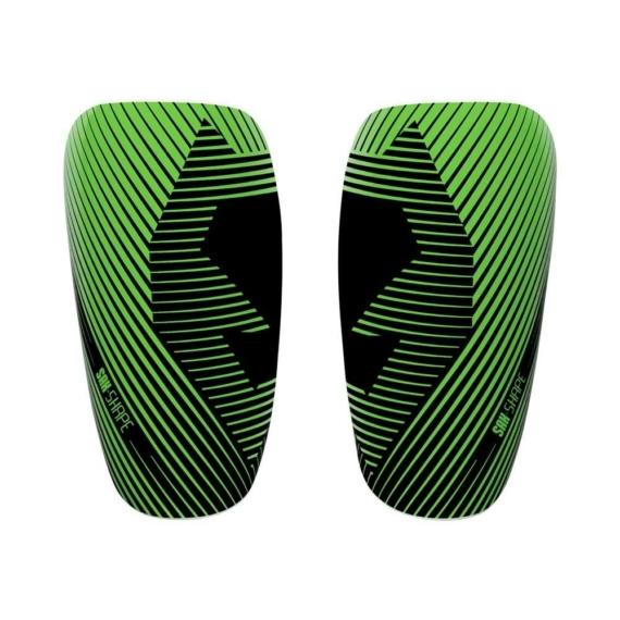 Sak Shape sípcsontvédő zöld
