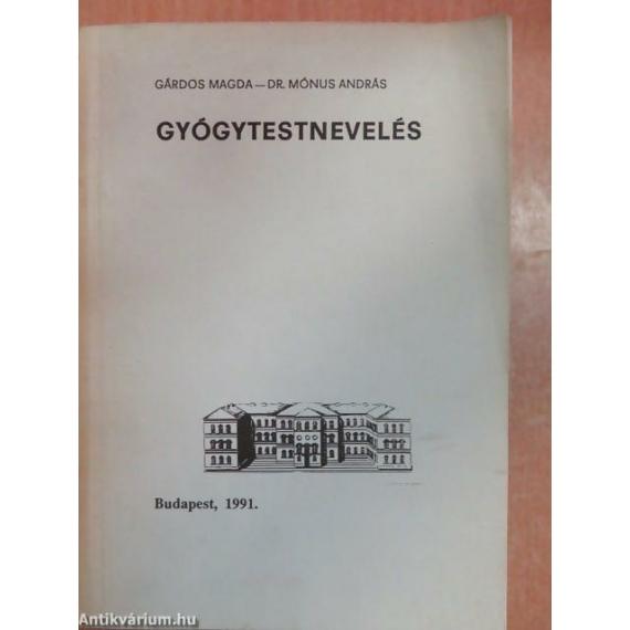 49 GÁRDOS M.,MÓNUS A.-GYÓGYTESTNEVELÉS