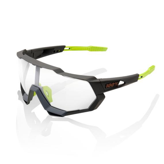 100% Speedtrap napszemüveg, Soft Tact, Photochromic lens