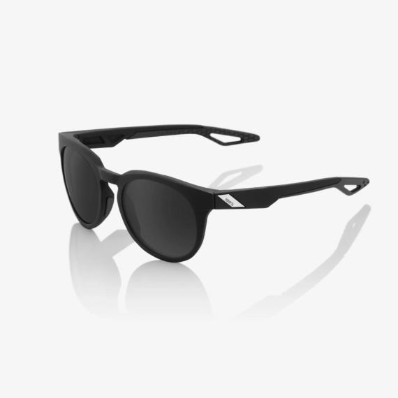 100% Campo napszemüveg, matt fekete