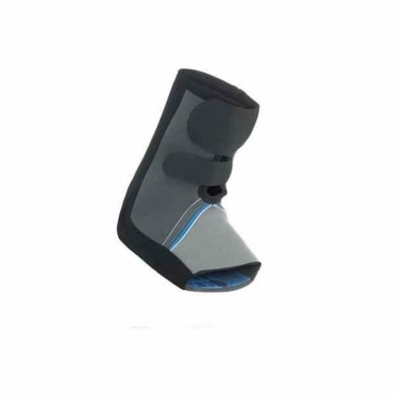 Rehband bokavédő Core Line -  szürke-kék-fekete