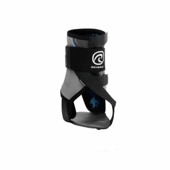 Rehband bokavédő Core Line - szürke-fekete