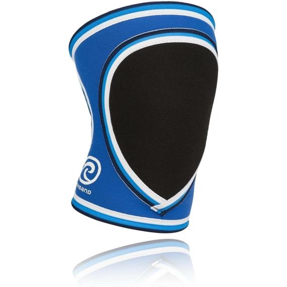 Rehband Kézilabda gyerek térdvédő  (2db/csomag) - kék-szürke-fehér