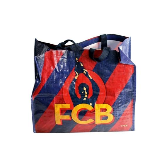 FC Barcelona táska focistás