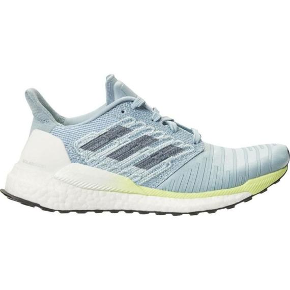 SOLAR BOOST W világoskék-zöld-fehér cipő női