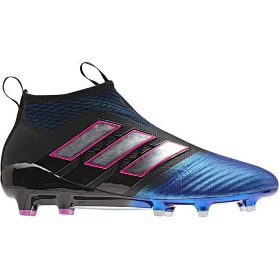 Adidas ACE 17+ PureControl FG stoplis focicipő - fekete-kék-fehér-pink