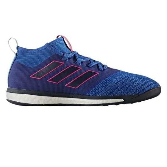 Adidas ACE Tango 17.1 TR utcai cipő - kék-sötétkék-pink