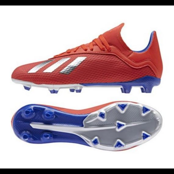 Adidas X 18.3 FG stoplis cipő junior