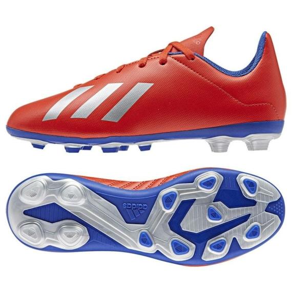 Adidas X 18.4 FxG stoplis cipő junior