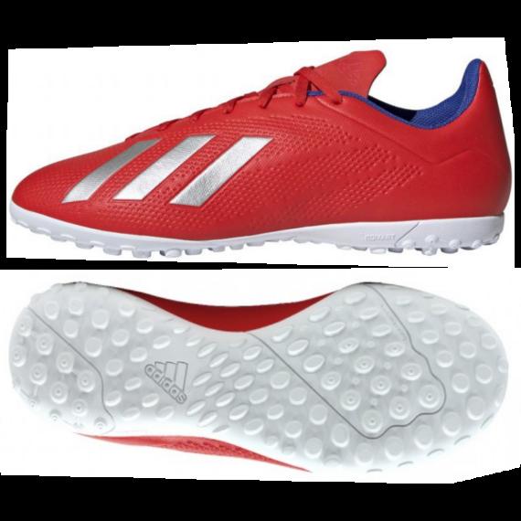 Adidas X 18.4 TF műfüves cipő