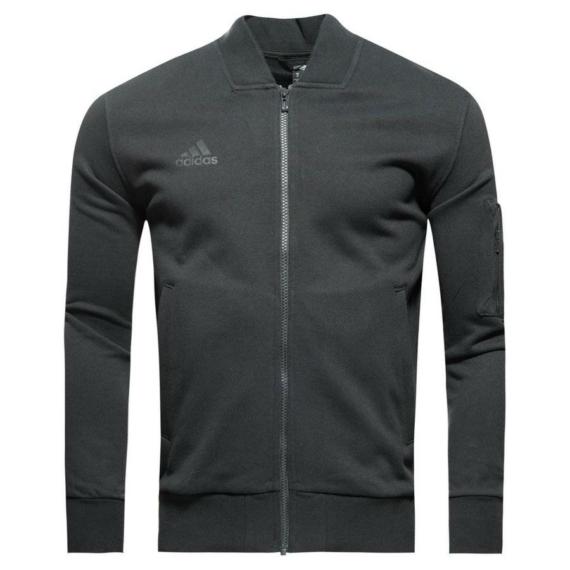 Adidas Tango Future pamut Férfi bomber dzseki - fekete
