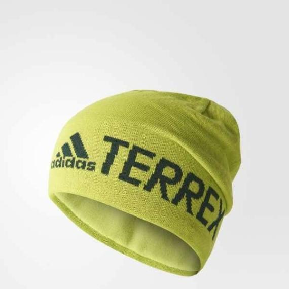 Adidas Terrex sapka - sárga