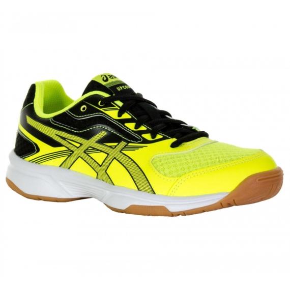 Asics Upcourt 2 GS Gyerek kézilabda cipő - sárga-fekete