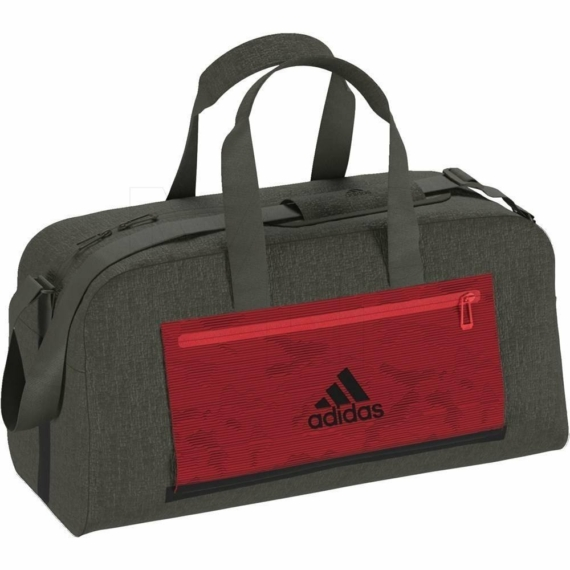 Adidas FI Team bag 17.2 táska - szürke-piros