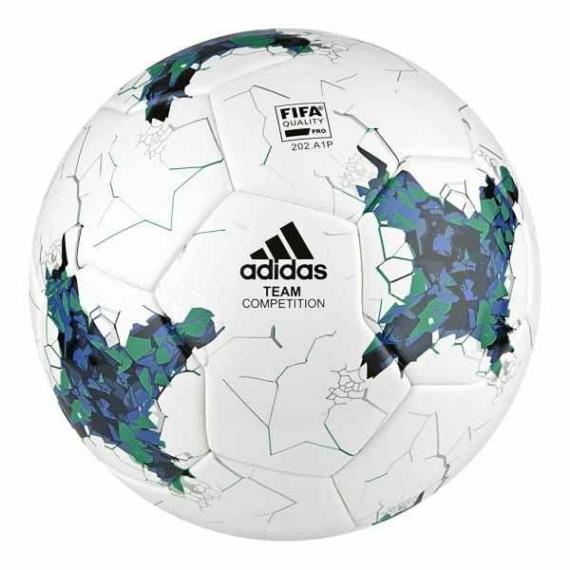 Adidas Team Competiton labda - fehér-kék