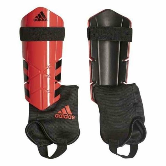 Adidas Ghost Club Férfi sípcsontvédő - piros-fekete
