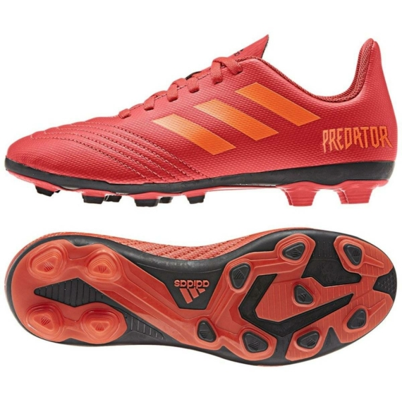 Adidas Predator 19.4 FxG junior stopli cipő