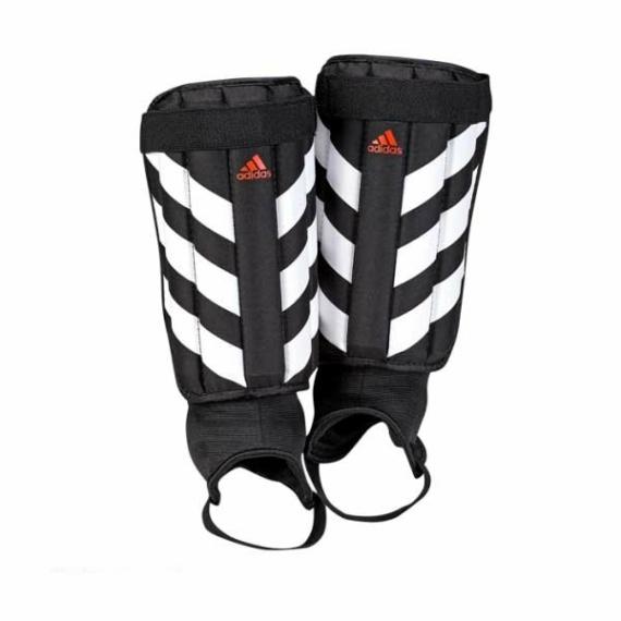 Adidas Evertomic sípcsontvédő - fekete-fehér