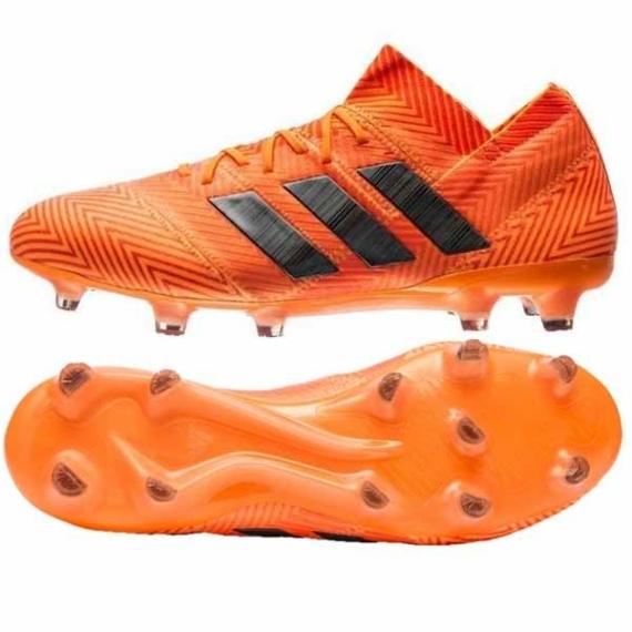 Adidas Nemeziz 18.1 FG stoplis cipő - narancssárga
