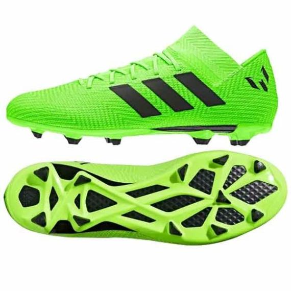 Adidas Nemeziz Messi 18.3 FG stoplis cipő - zöld