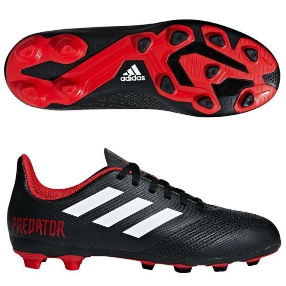 Adidas Predator 18.4 FxG junior stoplis cipő