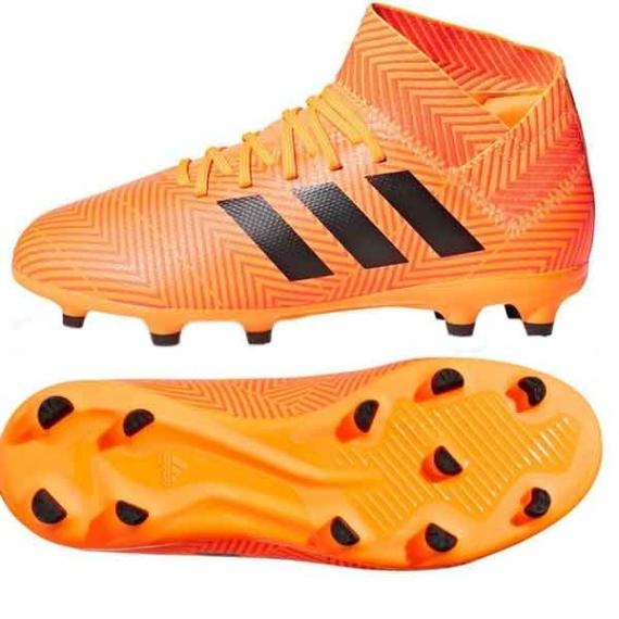 Adidas Nemeziz 18.3 FG stoplis cipő junior - narancssárga