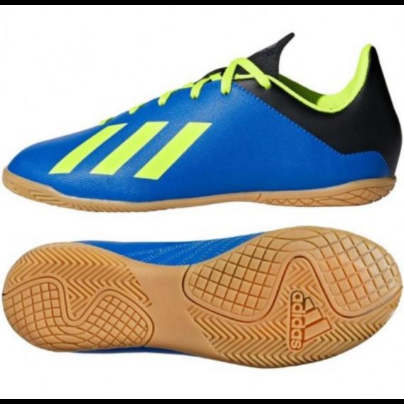 Adidas X Tango 18.4 IN teremcipő junior