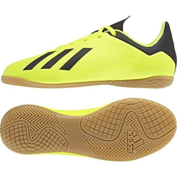 Adidas X Tango 18.4 in junior teremcipő