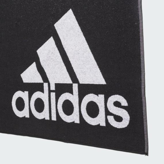 Adidas Törölköző fekete L