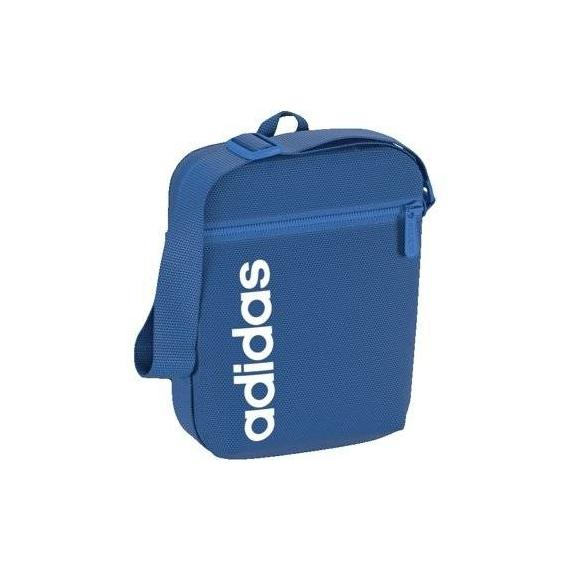Adidas Linear Core oldaltáska kék
