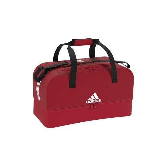 ADIDAS Tiro 19 táska alsó tárolóval, M-es piros