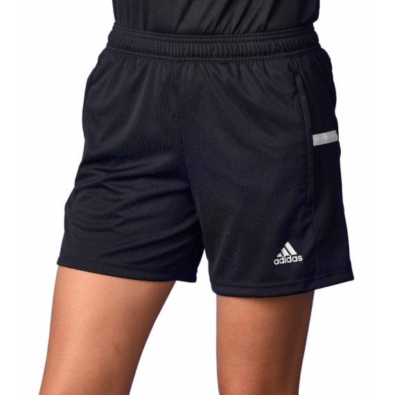 Adidas Team 19 3P női rövidnadrág fekete