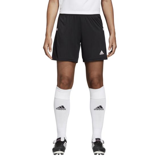 Adidas Team 19 rövidnadrág fekete női