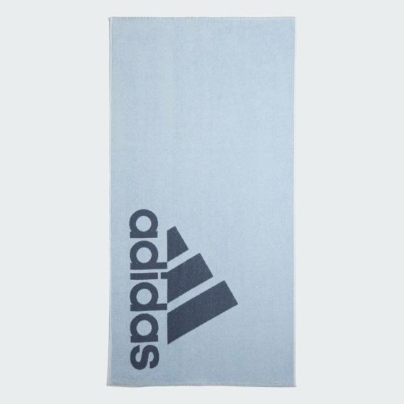 Adidas törölköző L kék