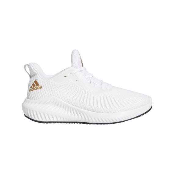 ADIDAS ALPHABOUNCE 3 W fehér női cipő