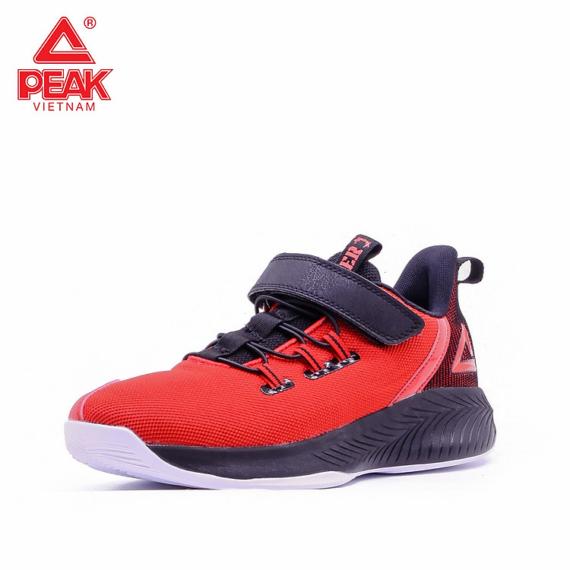EK0211/R Peak gyerek kosárlabda cipő piros
