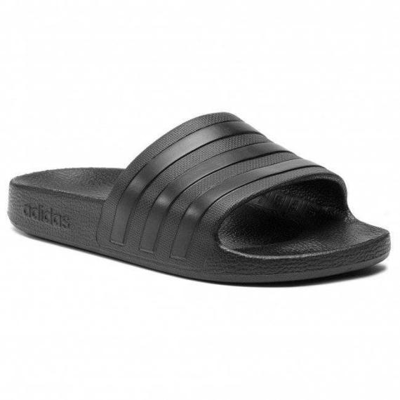 Adidas Adilette Aqua papucs fekete
